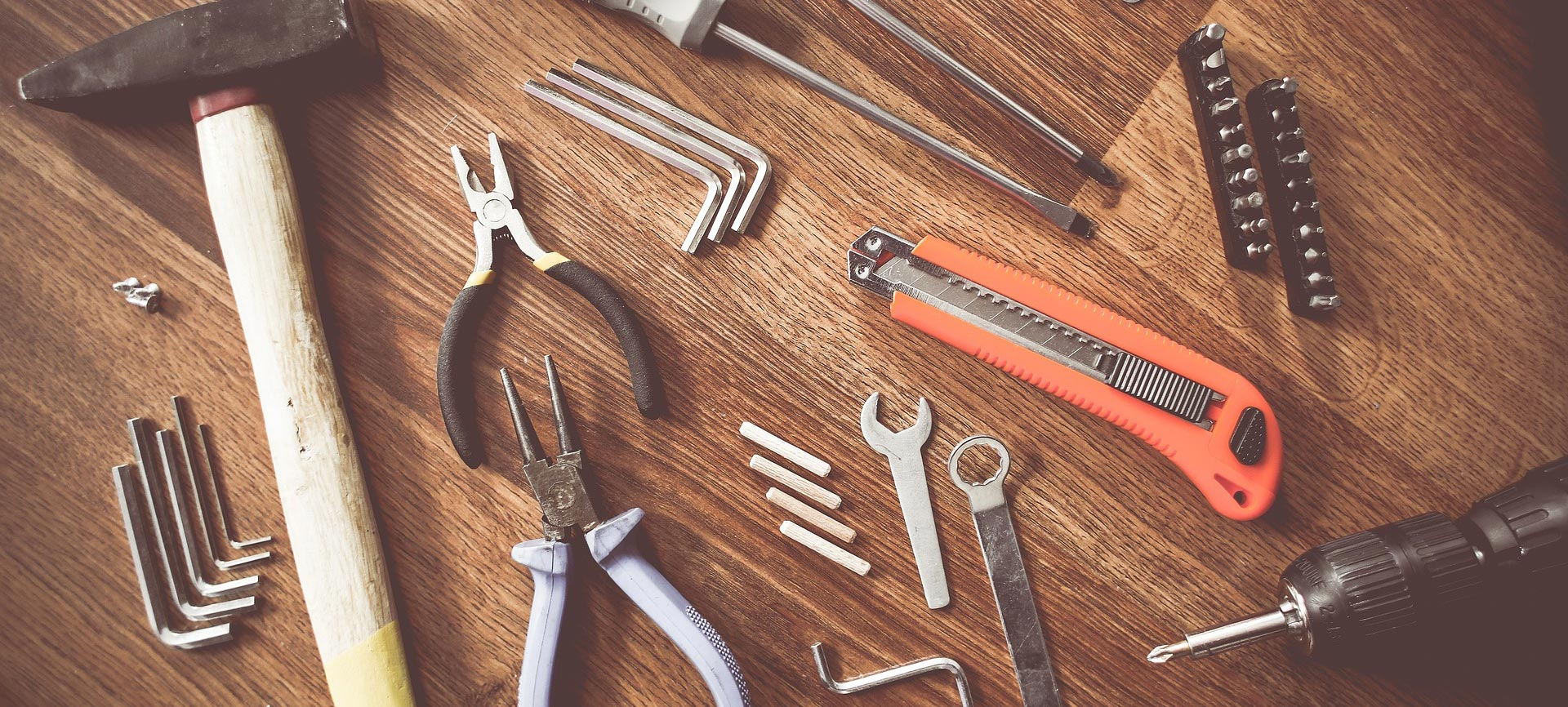 tools for renovations